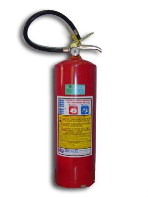 Extintor port�til - P� qu�mico BC 12 kg